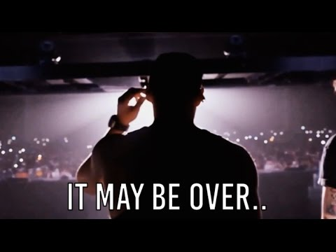 IT MAY BE OVER... - One Direction.