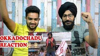 Okkadochadu Song REACTION   JanaSena Party   Pawan Kalyan   Parbrahm&Anurag