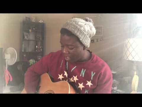 Colors- Halsey Acoustic Cover #badlands