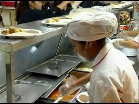 Cim food service youtube for Comedores industriales modernos