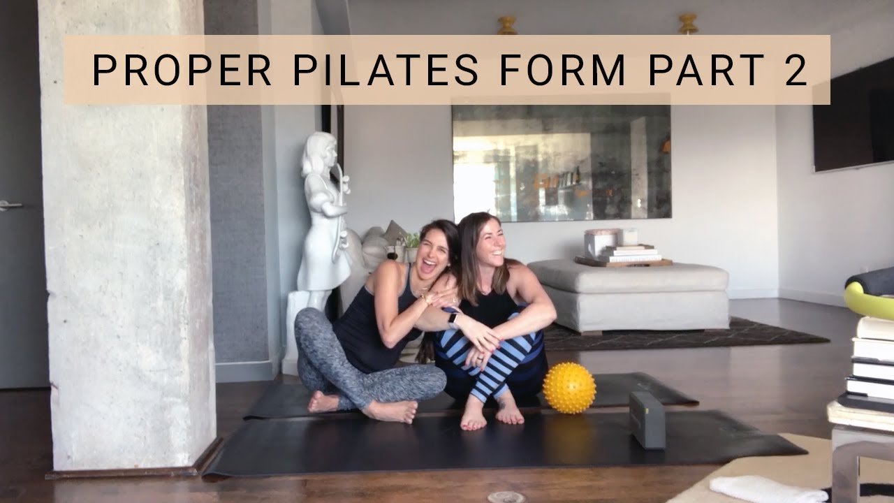 Pilates Exercise Routine From Home - Part 2 - Feat. Meghann Koppele on ergonomics home design, feng shui home design, yoga home design, modern home design,