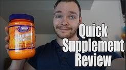 Quick L-Arginine Supplement Review