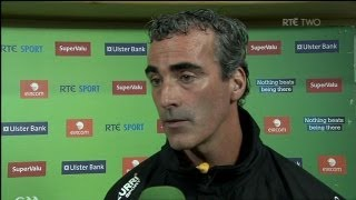 Jim McGuinness claims Donegal are being targetted | The Sunday Game