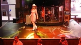 DO A LITTLE LIFE Line Dance (Démo) - Séverine Moulin Billy Bob's