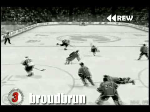 9a050182f NHL 09 Top 10 Videos - December 5 - YouTube