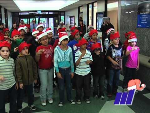 feliz navidad escandon elementary youtube