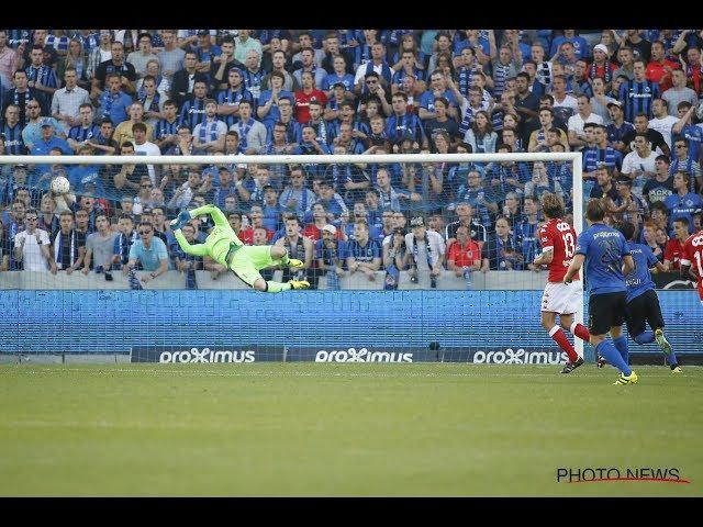 2016-2017 - Club Brugge - Standard - GOAL Ruud Vormer
