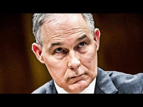 Scott Pruitt's Aides Say Handling His Personal Life Is Their Primary Job