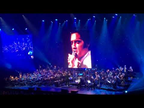 Elvis in Consert, Oslo Spektrum 2018