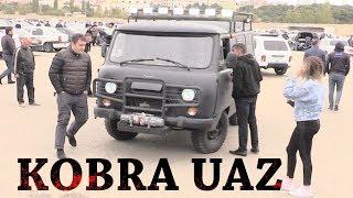 Maşın Bazarı - Hərbi Texnika UAZ Buxanka - Qara Kobra