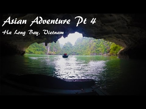 Epic Ha Long Bay, Vietnam //Travel Vlog//
