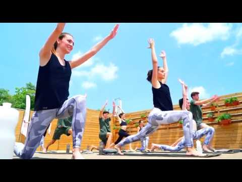 Fitness boot camp spain