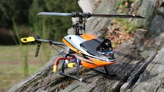 V950 Double Brushless with CC3D