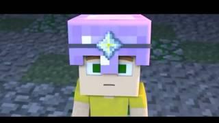 Анимация одиночество/Майнкрафт/ Animation Alone/Minecraft