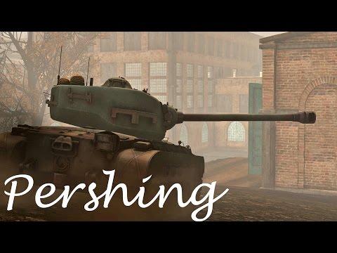 World of Tanks - Pershing (VIII)
