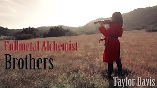Repeat youtube video Brothers (Fullmetal Alchemist) - Violin - Taylor Davis