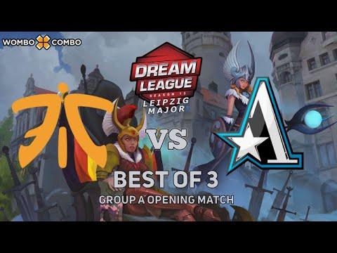 Fnatic vs Team Aster vod