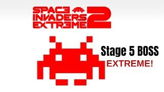 Space invaders extreme 2: Stage5 Boss [Extreme]