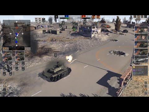First time playing Cold War (Men of War: Assault Squad 2) |