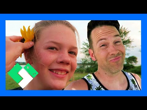 FATHER'S DAY IN TEXAS \ KIDS GO EXPLORING (Day 1905)