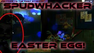 Shadow Freddy Fnaf 3 Easter Eggs - FNAF 3 Livestream Footage