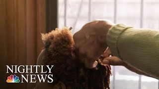 NYC Bans Discrimination Based On Hairstyles In Groundbreaking Legal Guidelines | NBC Nightly News