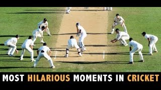 Top 10 Funniest Moments in Cricket in 2015-16