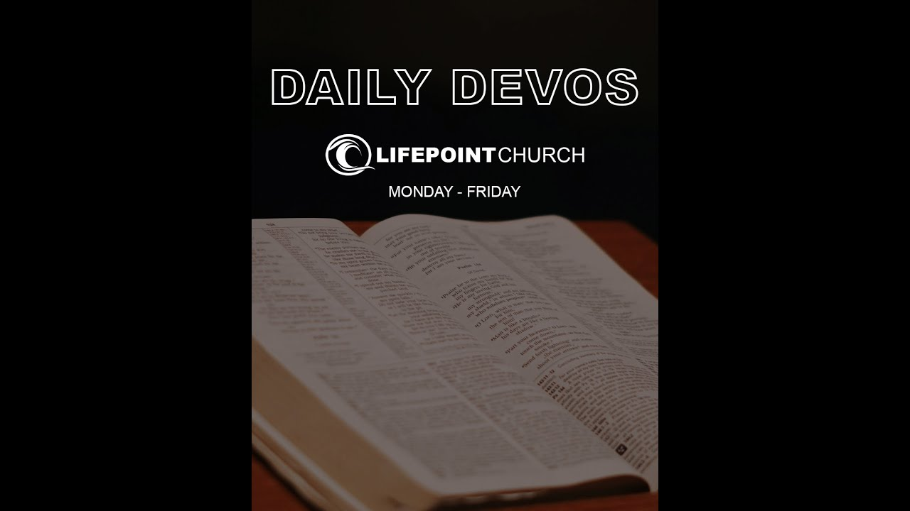 Daily Devo Righteous