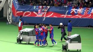 2011年11月26日(土) 17:30Kickoff J2 第37節 FC東京 1 - 0 ジェフユ...