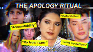 "Why ""Apology videos"" are starting to sound the same... 
