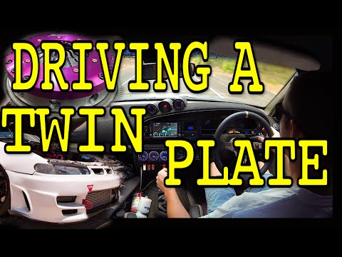 TWIN PLATE CLUTCH | WHAT IT'S LIKE? - BOOSTING & BROADCASTING