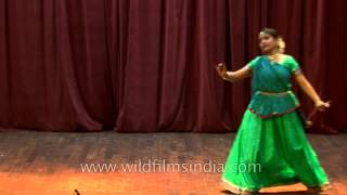 Kathak - The classical dance style of North India