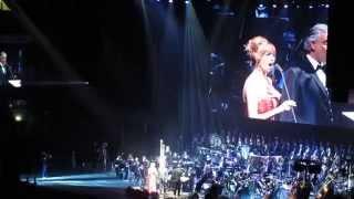 Andrea Bocelli & Ilaria Della Bidia_VIVO PER LEI