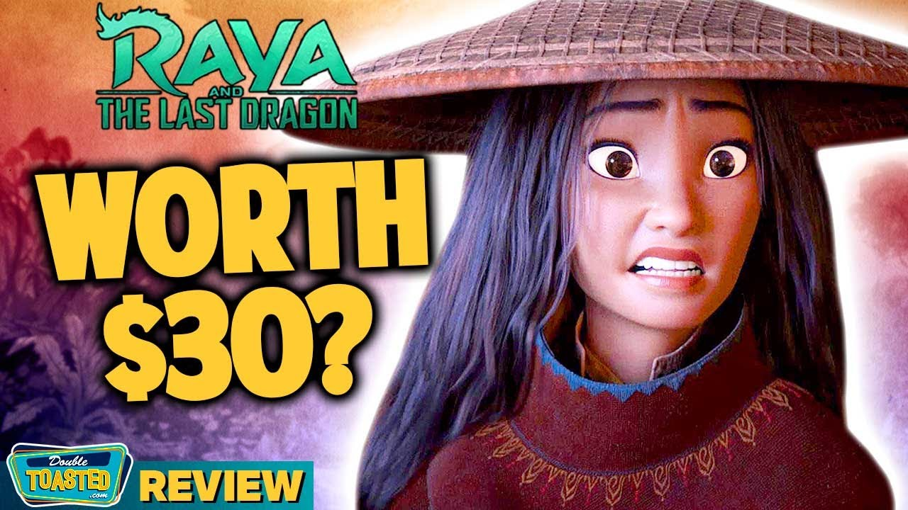 RAYA AND THE LAST DRAGON MOVIE REVIEW | Double Toasted