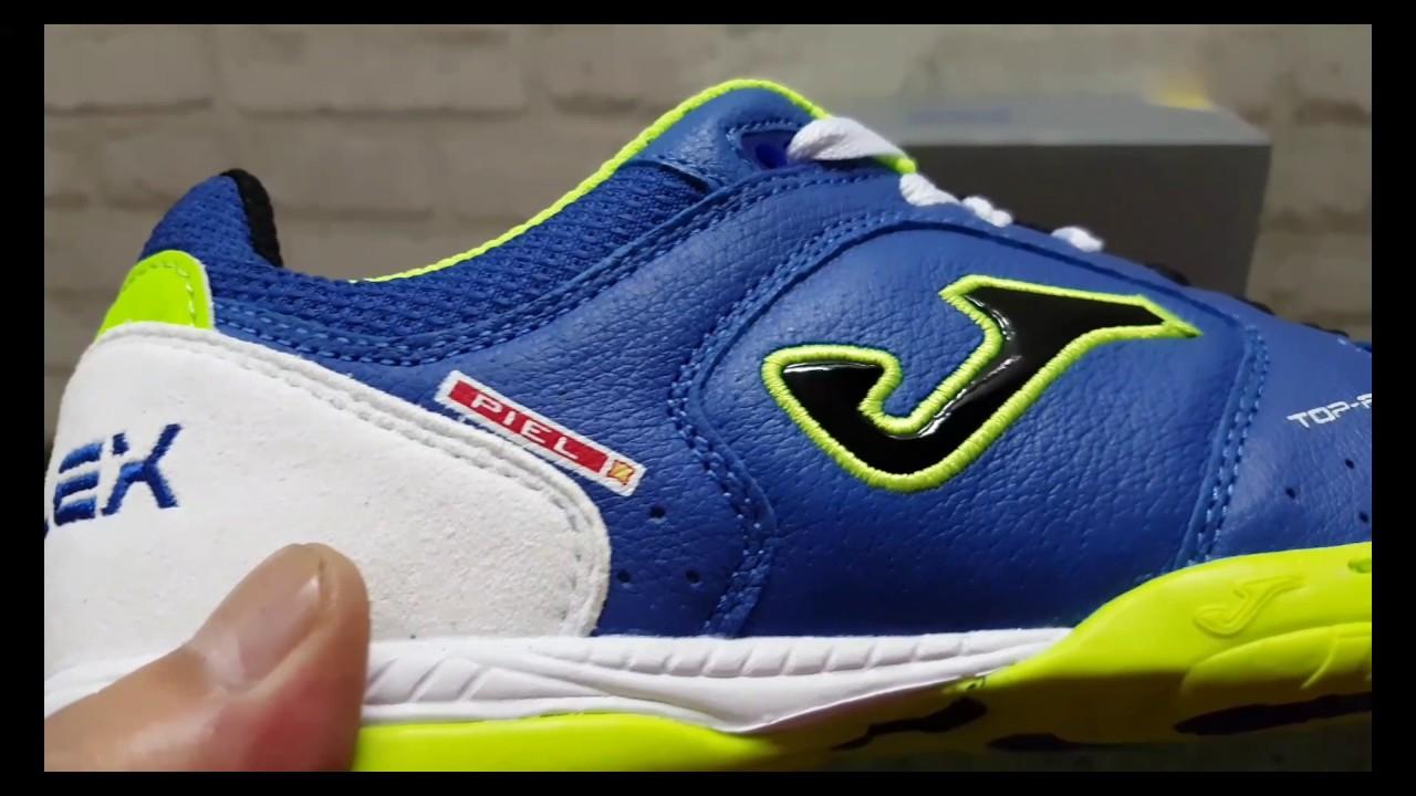 Sepatu Futsal Joma Topflex tops.704.in - YouTube 799d9bc4a358b
