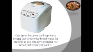 Technology Oster Bread Machine
