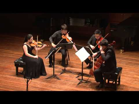 Pēteris Vasks String Quartet No.3