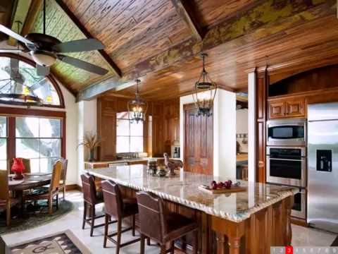 #Wood Ceiling Design Ideas# Wood False Ceiling Designs For ...