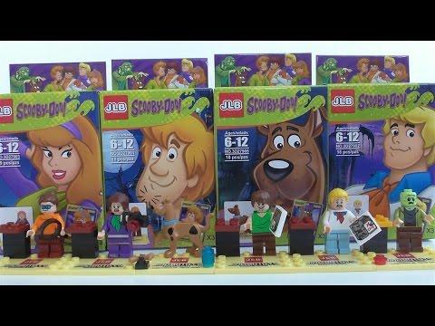 Reviewของเล่น Lego Scoopy-Doo
