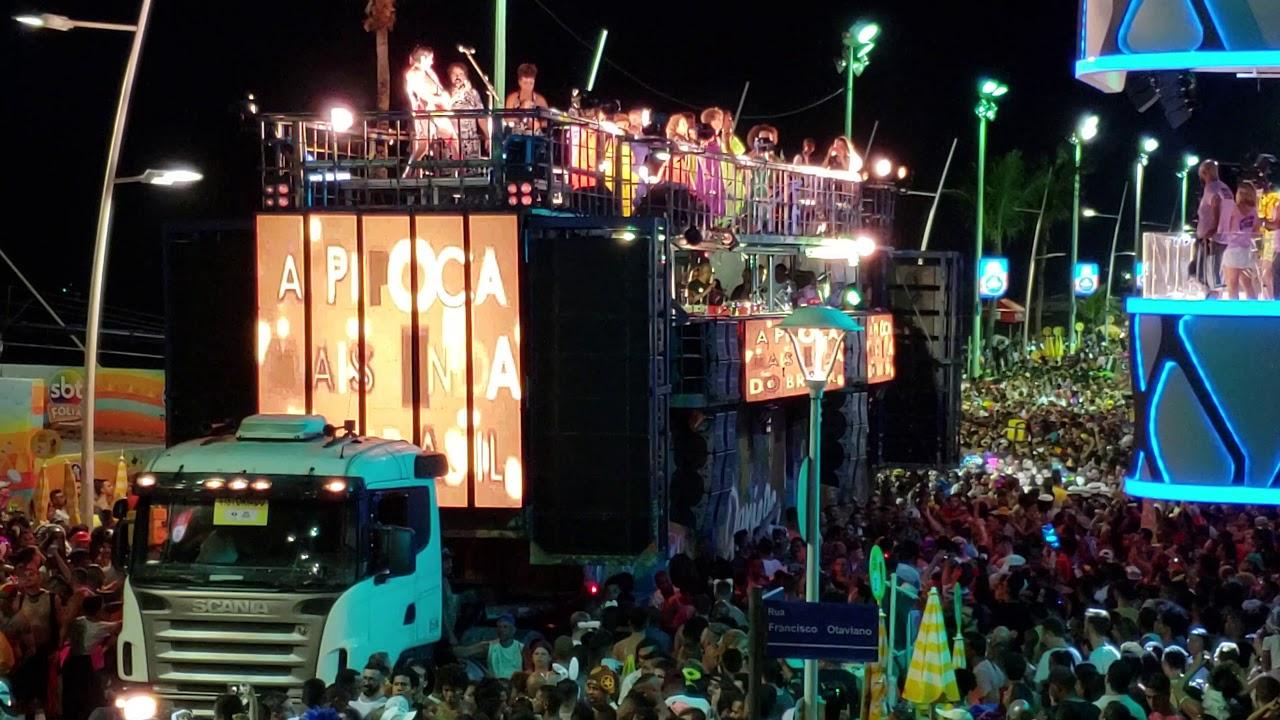 Daniela Mercury - Carnaval Salvador 2019 - Proibido Carnaval