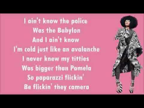 Nicki Minaj - Kill Da DJ - Lyrics