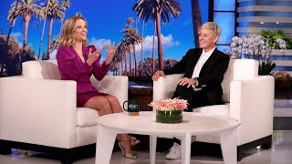 Reese Witherspoon and Ellen Do 'The Woah'