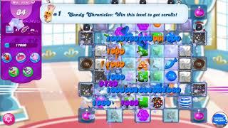 Candy Crush Saga 5398 Hard Level