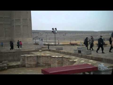 Group Trip to Turkistan to see Mosque & Mausoleum 1 30 11
