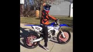 Video 2015 YZ250F STREET RIDE download MP3, 3GP, MP4, WEBM, AVI, FLV Januari 2018