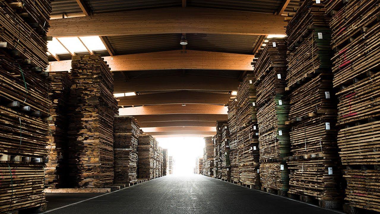 Wertschöpfungskette von Naturholzmöbeln: Fertigung   TEAM 7