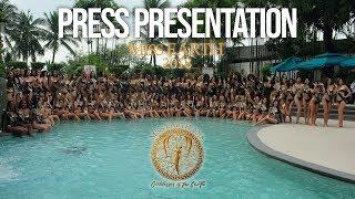 Miss Earth 2018 Press Presentation