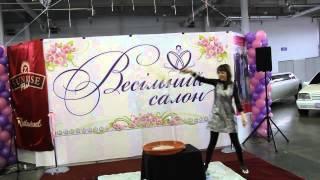 Шоу ГИГАНТСКИХ мыльных пузырей на запорожской выставке