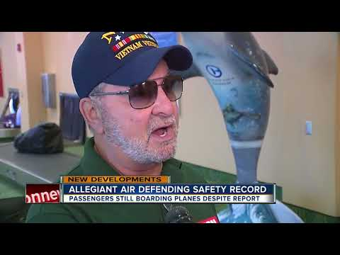 Allegiant Air under fire after '60 Minutes' investigation raises safety concerns