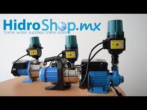 Presurizadores e Hidroneumáticos Residenciales thumbnail